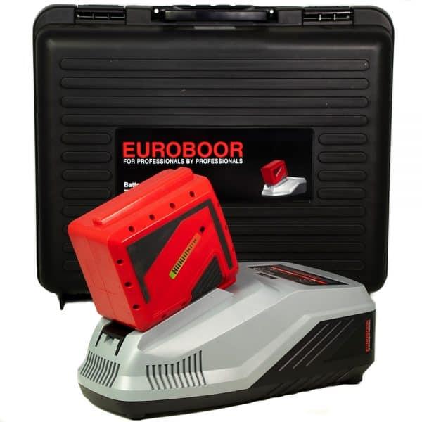 EBM360 lader