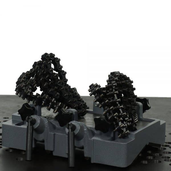 Pijpklem Kernboormachine