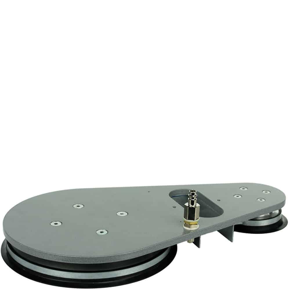 Vacuum Plate Oval